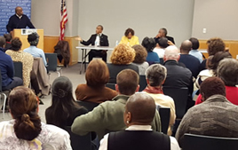 Interactive Panel Discussion on The Civil Rights Movement