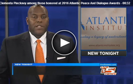 Atlantic Peace & Dialogue Awards Ceremony Charleston